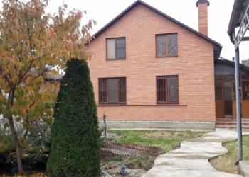 Жилой дом 128 м2, газ,  4 сот з/у
