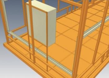 Сборочные  каркасы  и конструкции  для техн линии