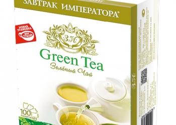 продаю пакетированный чай (зеленый/черный)