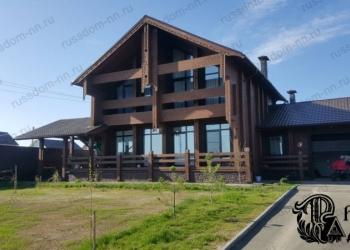 Строительство индивидуальных жилых домов, коттеджей, бань