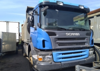 Самосвал Scania