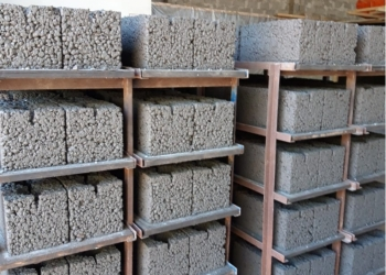 Производство керамзитоблоков. Оборудование