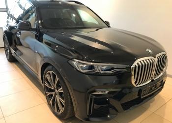 BMW X7 БЕНЗИН 2019 год !