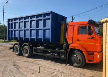 Вывоз строительного мусора в Ленинградской Области