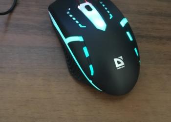 Оригинальная оптическая мышь Defender