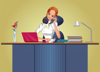 В открывающийся офис требуется помощник администратора