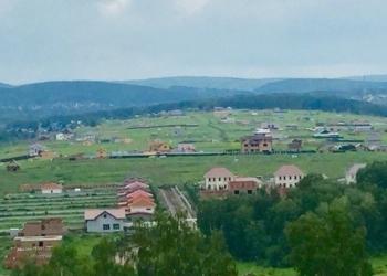 18 соток в д.Бугачево/ИЖС/свет, адрес, забор,подъезд, вода, до Красноярска 5 мин