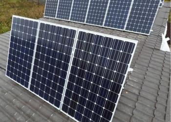 Солнечные батареи Delta