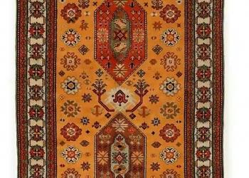 Винтажный Кавказский Ковер «Казак» Размеры: 1,60м на 2,46м