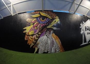 Граффити оформление, художественная роспись стен в Москве и МО