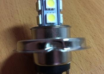 Лампа светодиодная новая