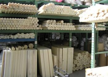 Капролон (полиамид ПА-6) (прутки, плиты) в Чебоксарах