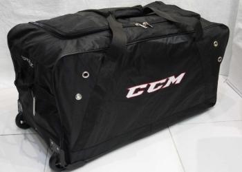 Хоккейный баул CCM, спортивная сумка на колесах