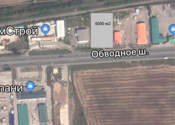 Аренда участка на Обводном шоссе Тольятти