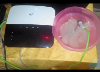 Озонатор: продукты, вещи, вода, воздух. Избавление от домашних насекомых.