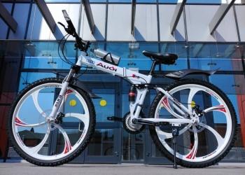 Модные и недорогие велосипеды