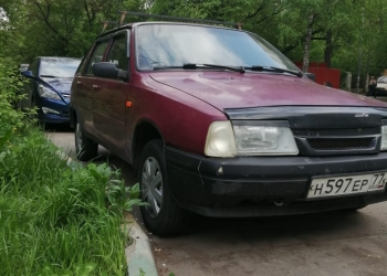 ИЖ 2126, 2002