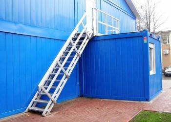 Пожарные и технические лестницы