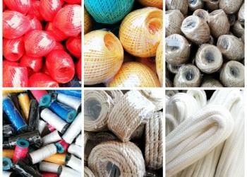 Производство шнуров, веревок, шпагатов(оптом)
