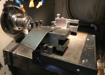 Токарный станок с ЧПУ FANUC 0i mate-ND mini-88