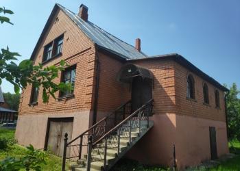 Продам кирпичный дом 250 кв.м. на участке 12 с.в Чеховском районе в д. Скурыгино