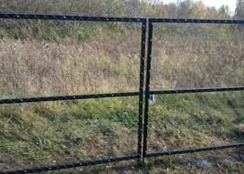 Ворота , калитки , столбы для забора. Бесплатная доставка.