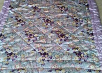 Одеяло 2 ух спальное б/у