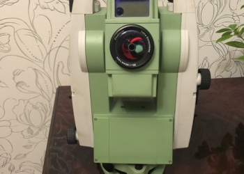 "Тахеометры Leica FlexLine TS06 plus R500 Arctic 5"" и SOKKIA CX-105"