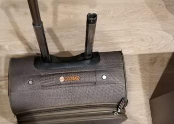 Ремонт чемодана . отчёт авиакомпании.