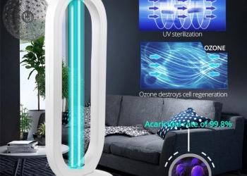 Бактерицидная лампа 50вт