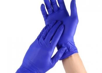 Куплю нитриловые перчатки оптом в наличии