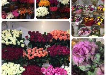 Доставка цветов по Краснодарскому краю  г. Краснодару как оптом так и в розницу