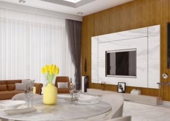 Старт продаж элитных квартир: новый жилой комплекс в Махмутларе, Аланья, Турция.