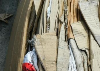 Куплю отходы картона и стретча
