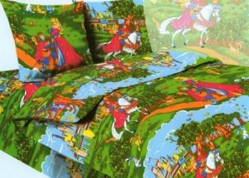 Детское постельное белье Анастасия иваново