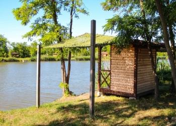 Пруды, база отдыха и рыбалки Камыши