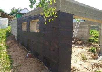 Фундаменты и пр. бетонные работы
