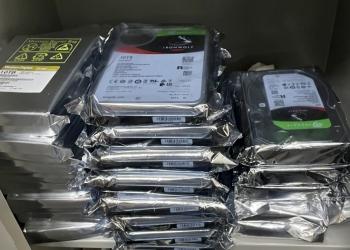 Жесткие диски HDD 8TB, 10TB Chia Coin