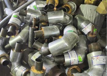 Трубы ППУ, элементы трубопровода