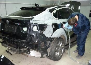 Малярно-кузовной ремонт автомобилей в Ростове-на-Дону,покраска и рихтовка авто