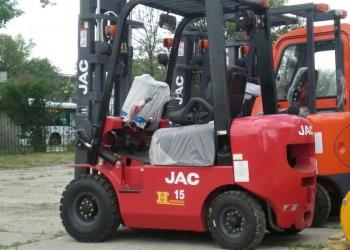 Автопогрузчик JAC CPCD15 ISUZU