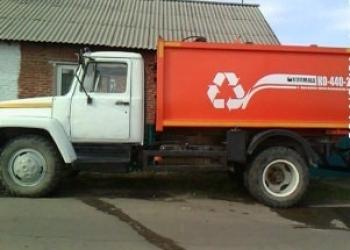мусоровоз КО 440-2,на базе ГАЗ 3309,ДИЗЕЛЬ,2010г.в