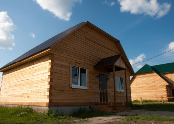 Дом в Хомутово