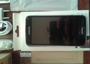 Samsung Galaxy S5 16GB черный, новый в коробке