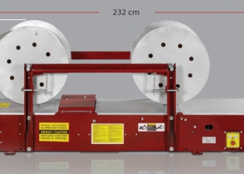 Турецкое оборудование для производства водосточных желобов