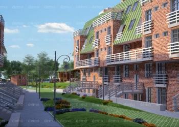 Продажа апартаментов в клубной резиденции  Loft River