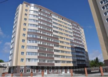 1 комнатная квартира-студия в новом доме на пр. Ленина