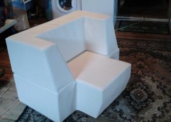 легкая бескаркасная мягкая мебель
