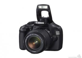 Сanon EOS 1100 D, kit