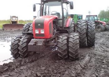 Колеса для тракторов: широкие, узкие, сдвоенные